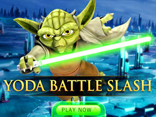 เกมส์ Yoda Battle Slash